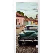 Kuba Fotoprint Glastür - Erkelenz