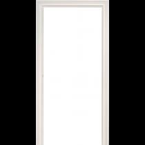 Weißlack (RAL 9010) Zarge Modell LD - Brüchert + Kärner