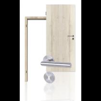 Innentür-Set Nordic Eiche CPL Tür mit Zarge und Drücker