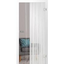 Linie 1 Mattprint Glastür mit Motiv matt - Erkelenz