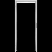 Stahlzarge Pulverbeschichtet - Duo 15Z - alle Wandsysteme - BOS
