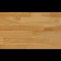 Bodenkomplettset Eiche Ausgeglichen Schiffsboden Light Parkett lackiert - Interio