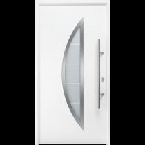 Bild von Motiv 900 Stahl-Aluminium Aktions Haustür Thermo65 mit Glasausschnitt - Hörmann