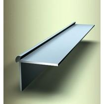 Treppenkantenprofil zur Verschraubung Typ 873 (Edelstahl-Titan) - Ter Hürne