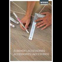Cover Zubehör Katalog Wineo