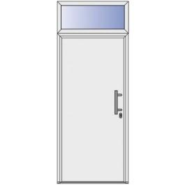 Oberlicht für Aluminium-Haustür kaufen