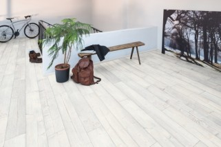 Villefort Pinie weiss 1-Stab Korkboden HOME Comfort Classic - Egger