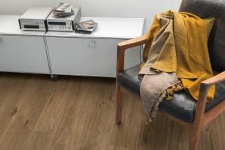 Jacksonville Eiche dunkel 1-Stab Designboden HOME Comfort Classic - Egger