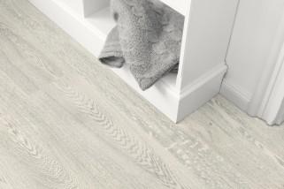 Summersville Eiche weiss 1-Stab Designboden HOME Comfort Classic - Egger