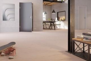 Eiche astig cremeweiß 1-Stab Landhausdielen Designboden Premium Catega Flex DD 300-6947 - MEISTER