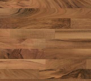 Bodenkomplettset Amerikanisch Nussbaum Schiffsboden Premium Laminat - Interio