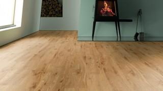 Eiche York Braun G04 Landhausdielen Pro Vinylboden Bright Edition - Milieu