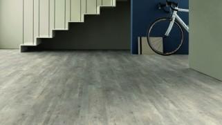 Pinie Malmö Grau I01 Landhausdielen Pro Vinylboden Straight Edition - Milieu