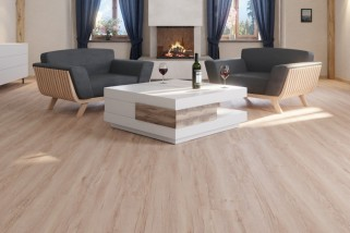 Spalteiche cappuccino 1-Stab Landhausdielen Designboden Premium Catega Flex DD 300-6955 - MEISTER