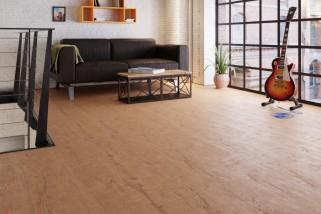 Stieleiche natur 1-Stab Landhausdielen Designboden Premium Catega Flex DD 300-6952 - MEISTER