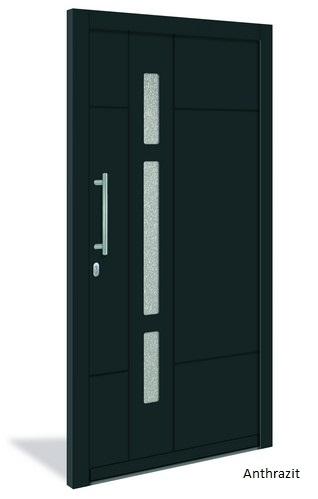 ht 1119 holz haust r mit glasausschnitt interio deinet. Black Bedroom Furniture Sets. Home Design Ideas