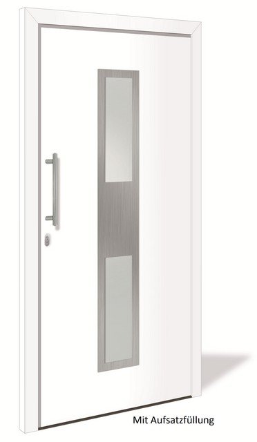 ht 1136 aluminium haust r mit glasausschnitt interio deinet. Black Bedroom Furniture Sets. Home Design Ideas