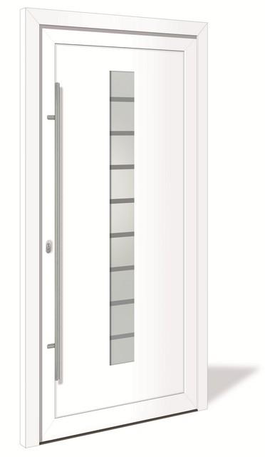 ht 1173 aluminium haust r mit glasausschnitt interio deinet. Black Bedroom Furniture Sets. Home Design Ideas