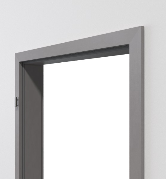 kitt ral 7004 westalack zarge eckig mit 2 mm radius f r. Black Bedroom Furniture Sets. Home Design Ideas
