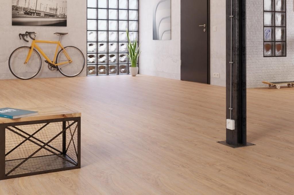 Vinyl Fußboden Eiche ~ Eiche malaga beigebraun g05 lange landhausdielen comfort vinylboden