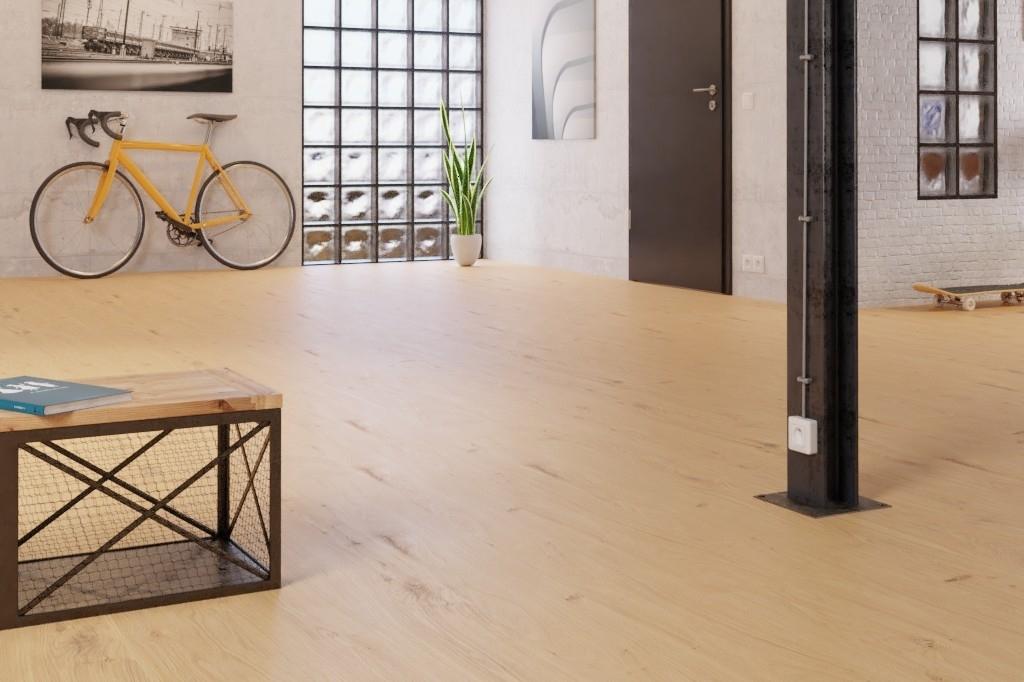 eiche rustikal cappuccino landhausdiele light parkett. Black Bedroom Furniture Sets. Home Design Ideas