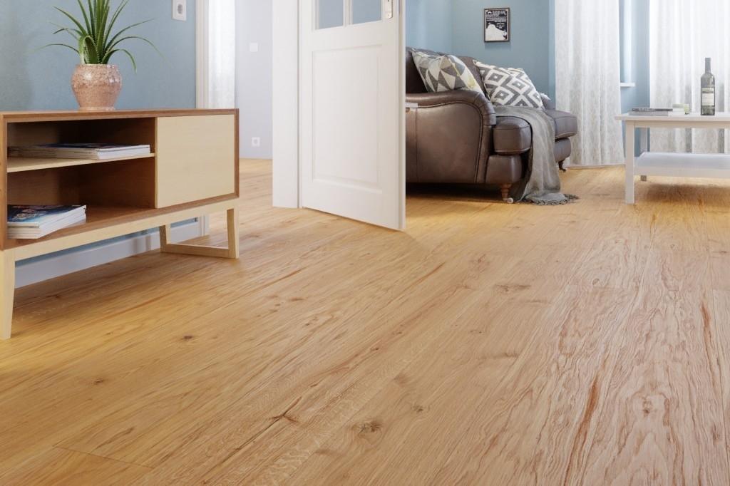 eiche unique b13a landhausdielen parkett bright collection ter h rne deinet. Black Bedroom Furniture Sets. Home Design Ideas