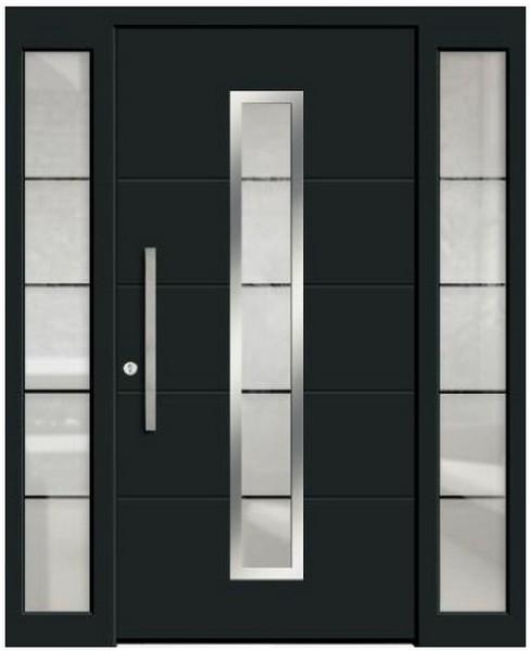 seitenteil f r aluminium holz haust ren meisterwerke kneer deinet. Black Bedroom Furniture Sets. Home Design Ideas