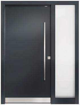 Seitenteil für Aluminium-Haustüren - Bayerwald