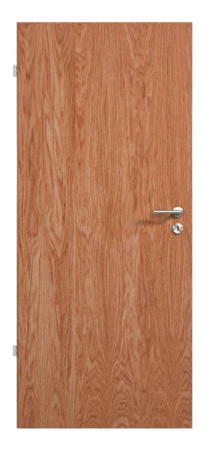 Glatte Tür,Massivholz
