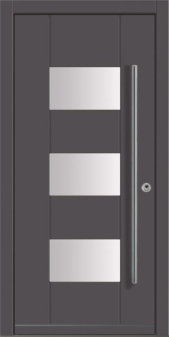 a 18 307 holz haust r mit glasausschnitt kneer deinet. Black Bedroom Furniture Sets. Home Design Ideas