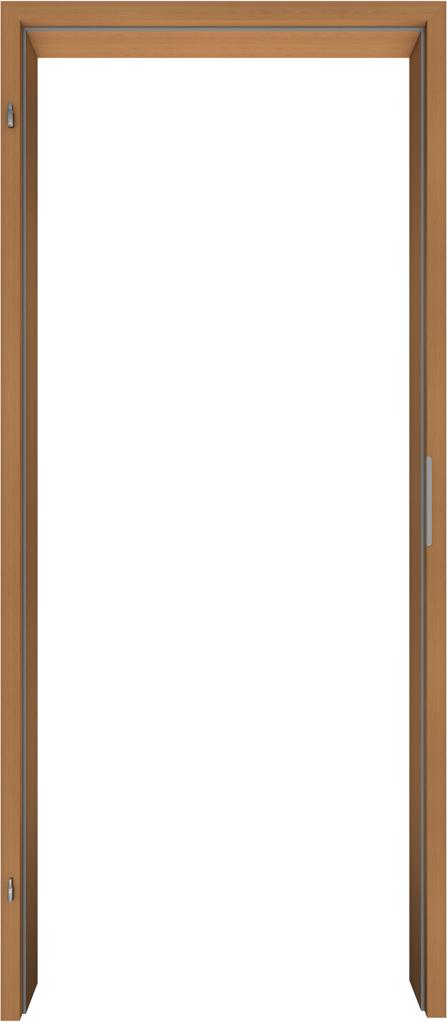 InnentürSet Buche Classic Echtholzfurnierte Tür mit