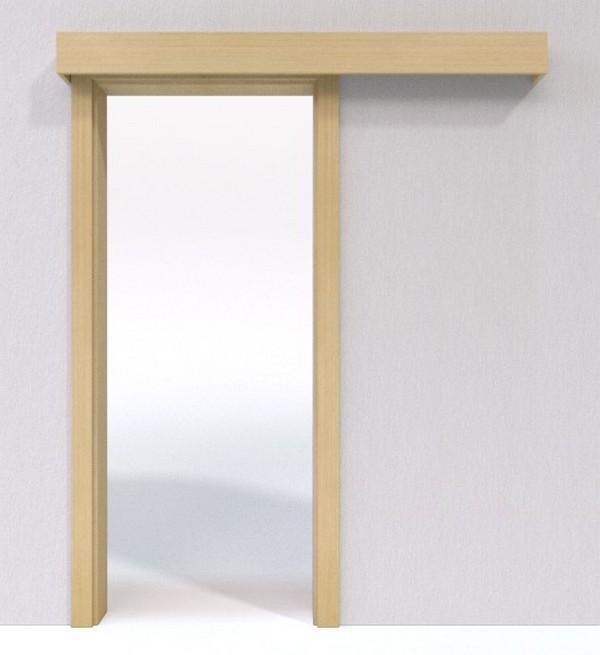 schiebet r system classic vdw holzfurn limba streichf jeld wen deinet. Black Bedroom Furniture Sets. Home Design Ideas