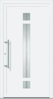 Bauelement Kosmos 6 Kunststoff Haustür mit Glas...
