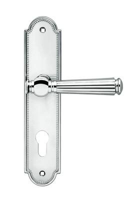 Modell Schöntal L260/50 Chrom Langschild - Karcher Design