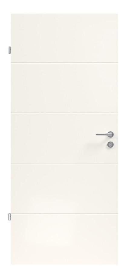 Bauelement Weißlack-Innentür Light 1 - Lebo