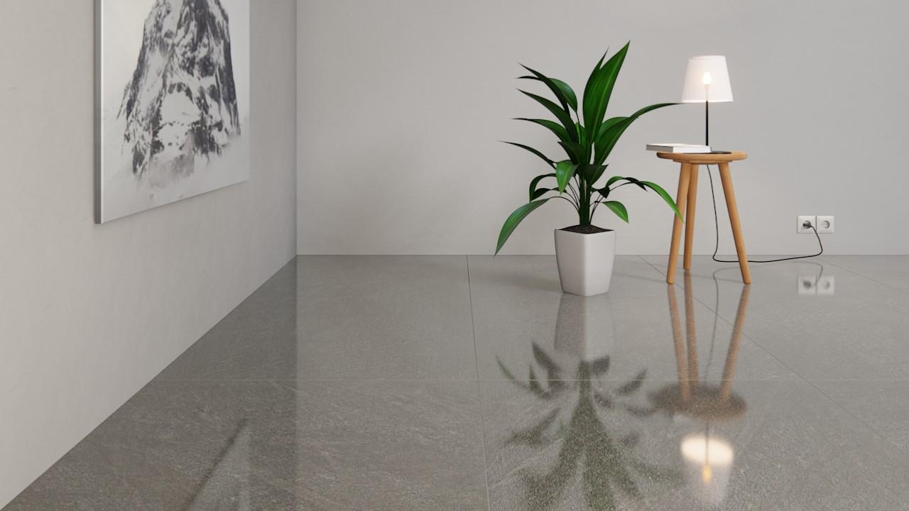 Boden und Wandfliesen Rocky Glänzend Charakter 80 x 80 cm