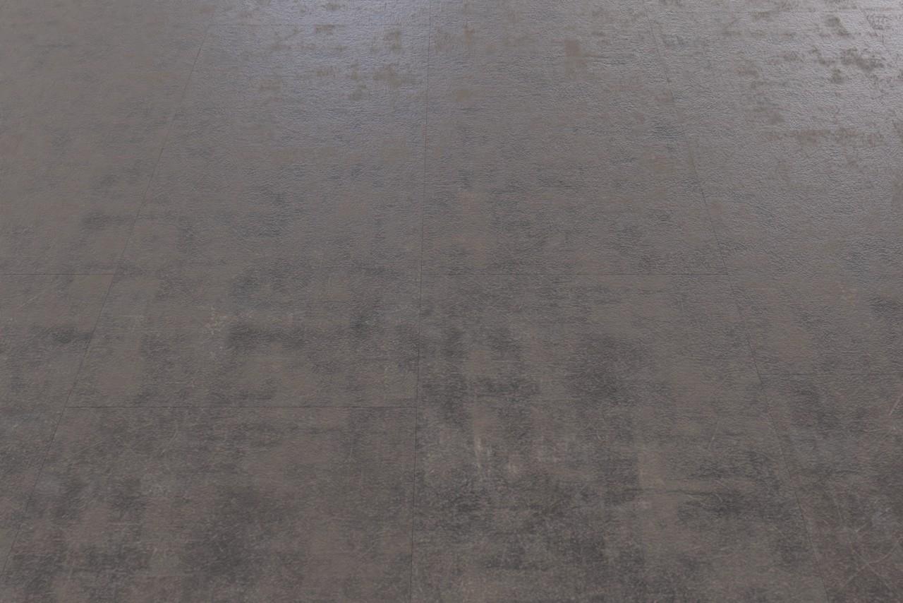 Vinyl Fußboden Steinoptik ~ Mineral black fliese vinyl mit fuge trendtime 5.50 parador