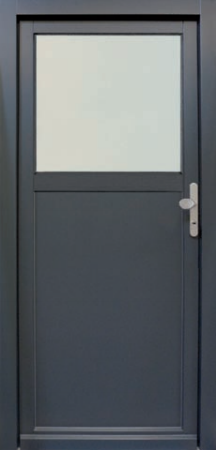 Hervorragend NT A 1 Holz Nebeneingangstür mit Glasausschnitt - Kneer » DeineTür.de IN52