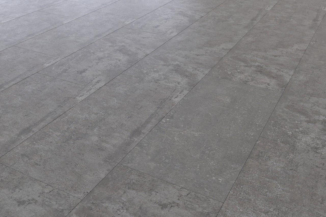 Stein stein fliesenoptik vinylboden vollvinyl interio deinet - Vinylboden fliesenoptik ...