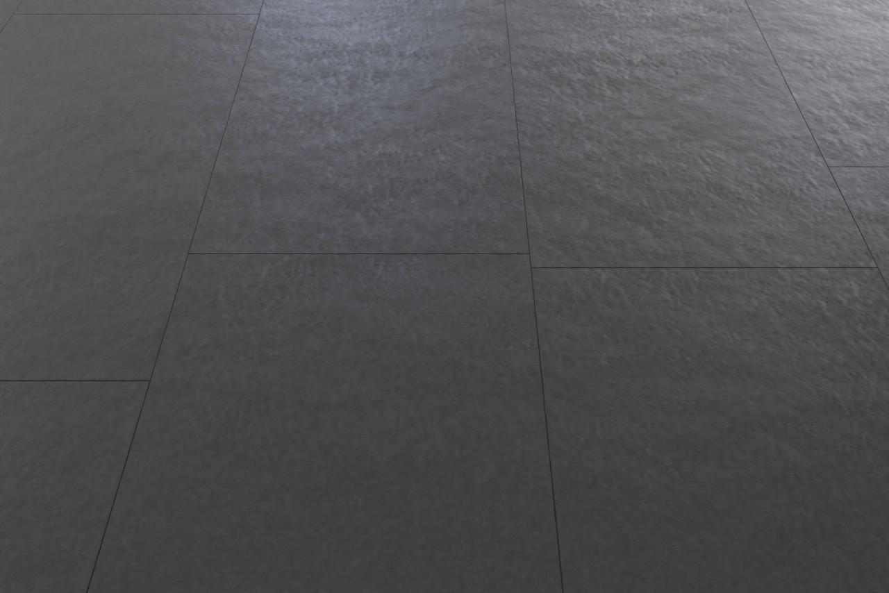 stein samos anthrazit j10 stein-/fliesenoptik pro vinylboden stone