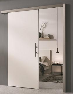 steineiche schiebet r mit spezialschalld mmeinlage jeld wen deinet. Black Bedroom Furniture Sets. Home Design Ideas