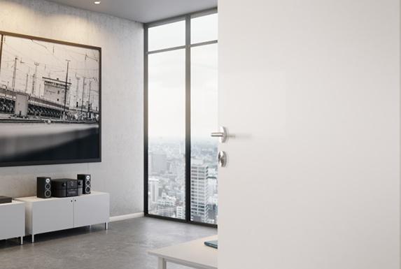 CPL-Türen, Innentüren, glatt, weiß, online, kaufen