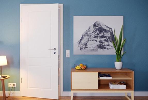 Weiß, klassisch, elegant, Landhaus, Innentüren, Zimmertüren, online, kaufen
