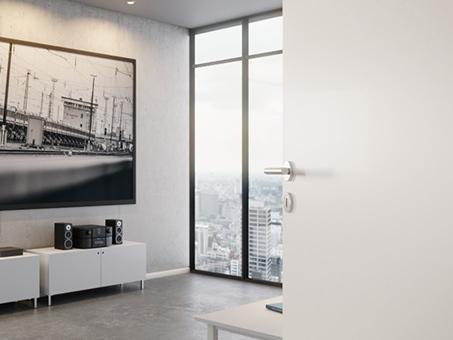 Weiß, glatt, Landhaus, Innentüren, Zimmertüren, online, kaufen