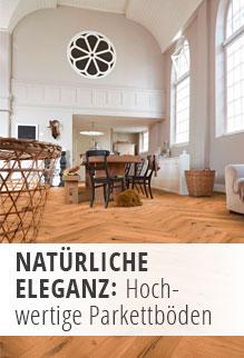Bodenbeläge, Fußboden, Parkett, Echtholz