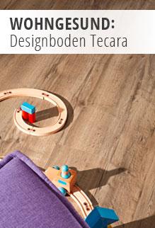 Bodenbeläge, Fußboden,Designboden, Tecara, MEISTER