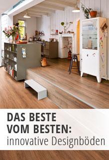 Bodenbeläge, Fußboden, Designböden