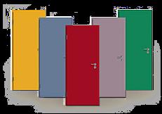 Farbllack, Innentür, Zimmertür, unifarben, RAL