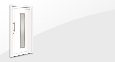 Kunststoff Haustür HT 1008 von Interio