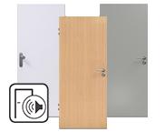 CPL Schallschutztüren